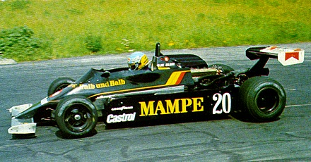 Single Seater Auto Racing Cars on Maurer Mm 80